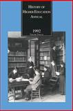 History of Higher Education Annual 1992, , 1412805384