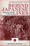 Behind Japanese Lines, Richard Dunlop, 1626365385