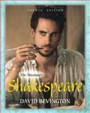 The Necessary Shakespeare with MyLiteratureLab -- Access Card Package, Bevington, David, 013401538X