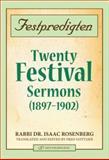 FestPredigten - Twenty Festival Sermons (1897-1902), Isaac Rosenberg, 9652295388