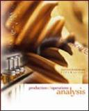 Production and Operations Analysis 9780072865387
