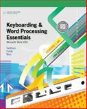 Keyboarding and Word Processing Essentials : Microsoft Word 2010, VanHuss, Susie H. and Forde, Connie M., 0538495383