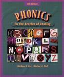Phonics for the Teacher of Reading 9780130265388