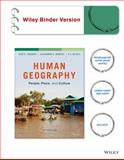 Human Geography, Fouberg, Erin H. and Murphy, Alexander B., 1118995384