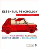 Essential Psychology : A Concise Introduction, Davies, Mark N. O., 1847875386
