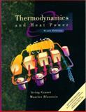 Thermodynamics and Heat Power, Granet, Irving and Bluestein, Maurice, 0130215392