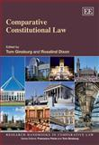 Comparative Constitutional Law, Tom Ginsburg, Rosalind Dixon, 1848445393