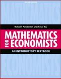 Mathematics for Economists, Pemberton, Malcolm and Rau, Nicholas, 0719075394