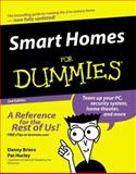 Smart Homes for Dummies®, Danny Briere and Pat Hurley, 0764525395