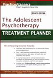 The Adolescent Psychotherapy Treatment Planner, Jongsma, Arthur E., Jr. and Peterson, L. Mark, 0471785393