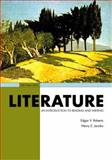 Lit Intro&Eng 1srch&Thes, Roberts, Victoria, 0131345397