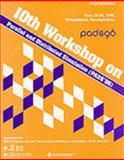 10th Workshop on Parallel and Distributed Simulation (PADS '96) : PADS 96, IEEE, 081867539X