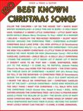 120 Best Known Christmas Songs, Alfred Publishing Staff, 1576235394