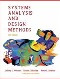 System Analysis and Design Methods, Whitten, Jeffrey L. and Bentley, Lonnie D., 0072315393