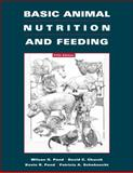 Basic Animal Nutrition and Feeding, Pond, Wilson G. and Church, D. C., 0471215392