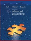Fundamentals of Advanced Accounting, Hoyle, Joe Ben and Schaefer, Thomas, 0078025397
