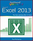 Excel 2013, Paul McFedries, 1118505395