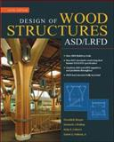 Design of Wood Structures-ASD/LRFD, Breyer, Donald E. and Fridley, Kenneth J., 0071455396