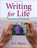 Writing for Life : Sentences and Paragraphs, Henry, D. J. and Dorling Kindersley Publishing Staff, 020588539X
