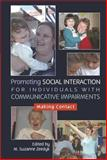 Promoting Social Interaction for Individuals with Communicative Impairments, , 184310539X
