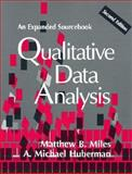 Qualitative Data Analysis : An Expanded Sourcebook, Miles, Matthew B. and Huberman, Michael, 0803955405