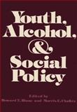 Youth, Alcohol, and Social Policy, Blane, Howard T., 1468485407