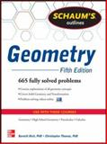 Schaum's Outline of Geometry, 5th Edition, Thomas, Christopher and Rich, Barnett, 0071795405