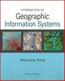 Introduction to Geographic Information Systems with Data Set CD-ROM, Chang, Kang-Tsung, 0077805402