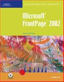 Microsoft FrontPage 2002 : Illustrated Complete, Evans, Jessica, 061904540X