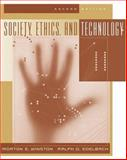 Society, Ethics, and Technology, Winston, Morton Emanuel and Edelbach, Ralph, 053458540X