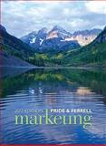 Marketing 2012, Pride, William M. and Ferrell, 0538475404