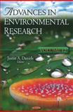Advances in Environmental Research, Daniels, Justin A., 161122540X