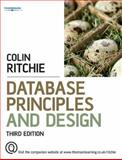 Database Principles and Design, Ritchie, Colin, 1844805409