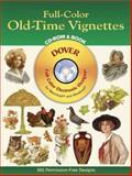 Old-Time Vignettes, Dover Publications Inc. Staff, 0486995402