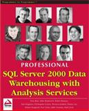 SQL Server 2000 Data Warehousing with Analysis Serivce, Wrox Author Team Staff, 1861005407