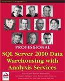 SQL Server 2000 Data Warehousing with Analysis Serivce, Wrox Author Team Staff, 1861005407