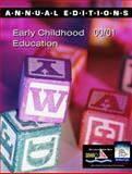 Early Childhood Education 2000-2001, Paciorek, Karen M. and Munro, Joyce H., 0072365404