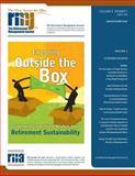 The Retirement Management Journal, Robert Powell, 1496155408