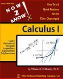 NOW 2 KNOW Calculus 1, D'Alberto, Tiffanie, 0988205408
