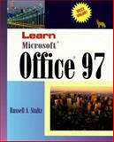 Learn Microsoft Office 97, Stultz, Russell A., 1556225407
