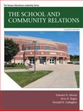 The School and Community Relations, Moore, Edward H. and Bagin, Don H., 0133905411