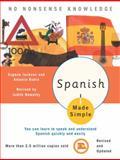 Spanish Made Simple, Judith Nemethy, 0767915410