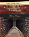 Catalogue of the Mingana Collection of Manuscripts, Mingana, Alphonse, 1593335415