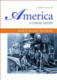 America : A Concise History, Henretta, James A. and Brody, David, 0312485417