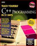 Teach Yourself C++ in 21 Days, Liberty, Jesse, 0672305410