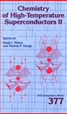 Chemistry of High-Temperature Superconductors II 9780841215412