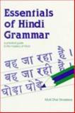 Hindi Verbs and Essentials of Grammar, Srivastava, Murli D., 0844285412