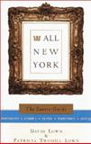 All New York, Patricia Twohill Lown and David A. Lown, 0393045412
