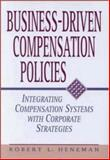 Business-Driven Compensation Policies 9780814405413