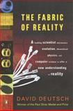 The Fabric of Reality, David Deutsch, 014027541X